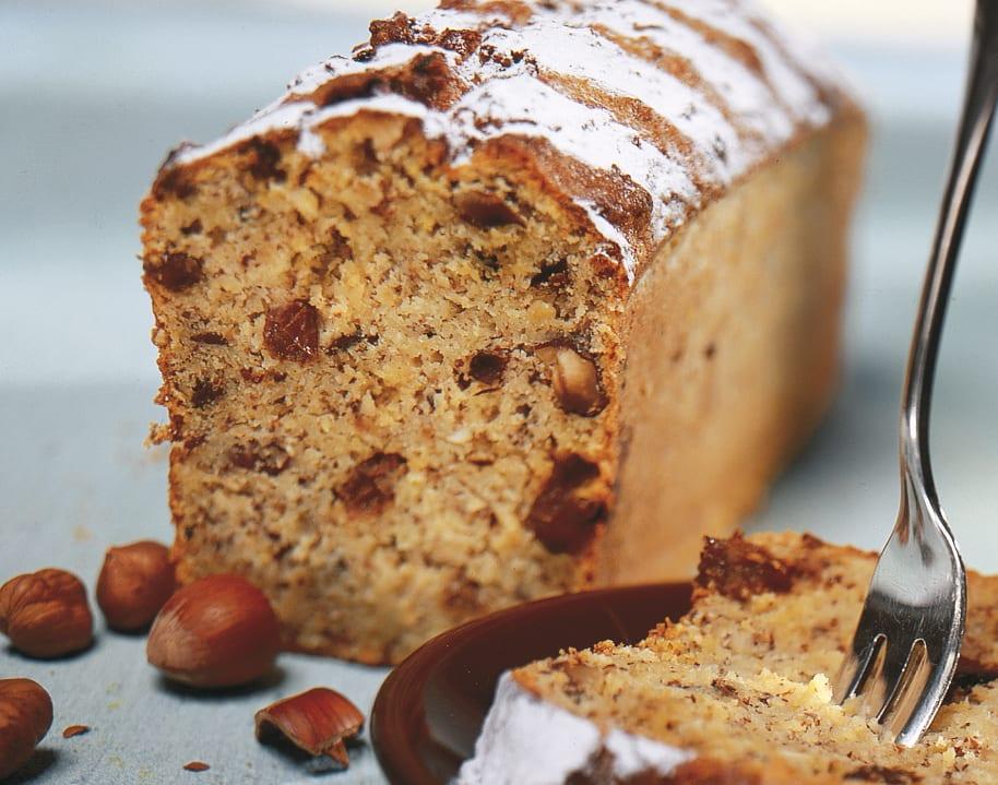 Cake au topinambour