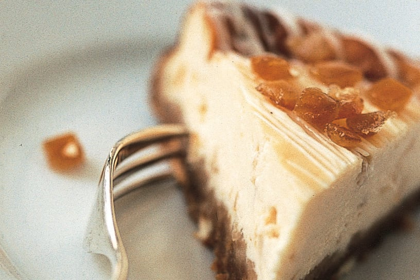 Weisser Cheesecake