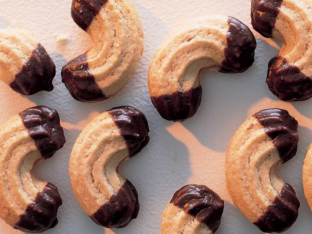 Spritz à la cannelle (biscuits alsaciens)