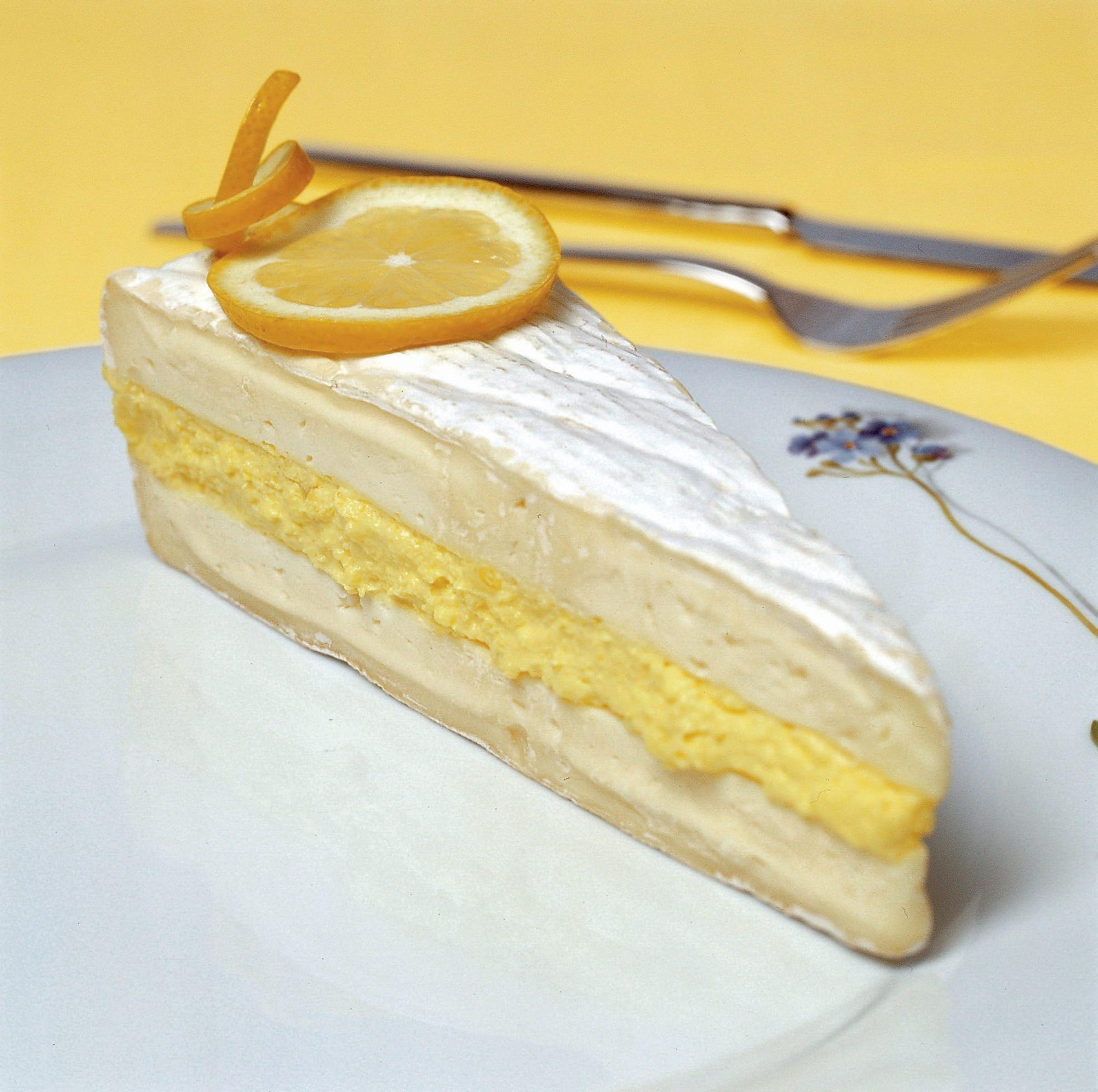 Zitronen-Brie