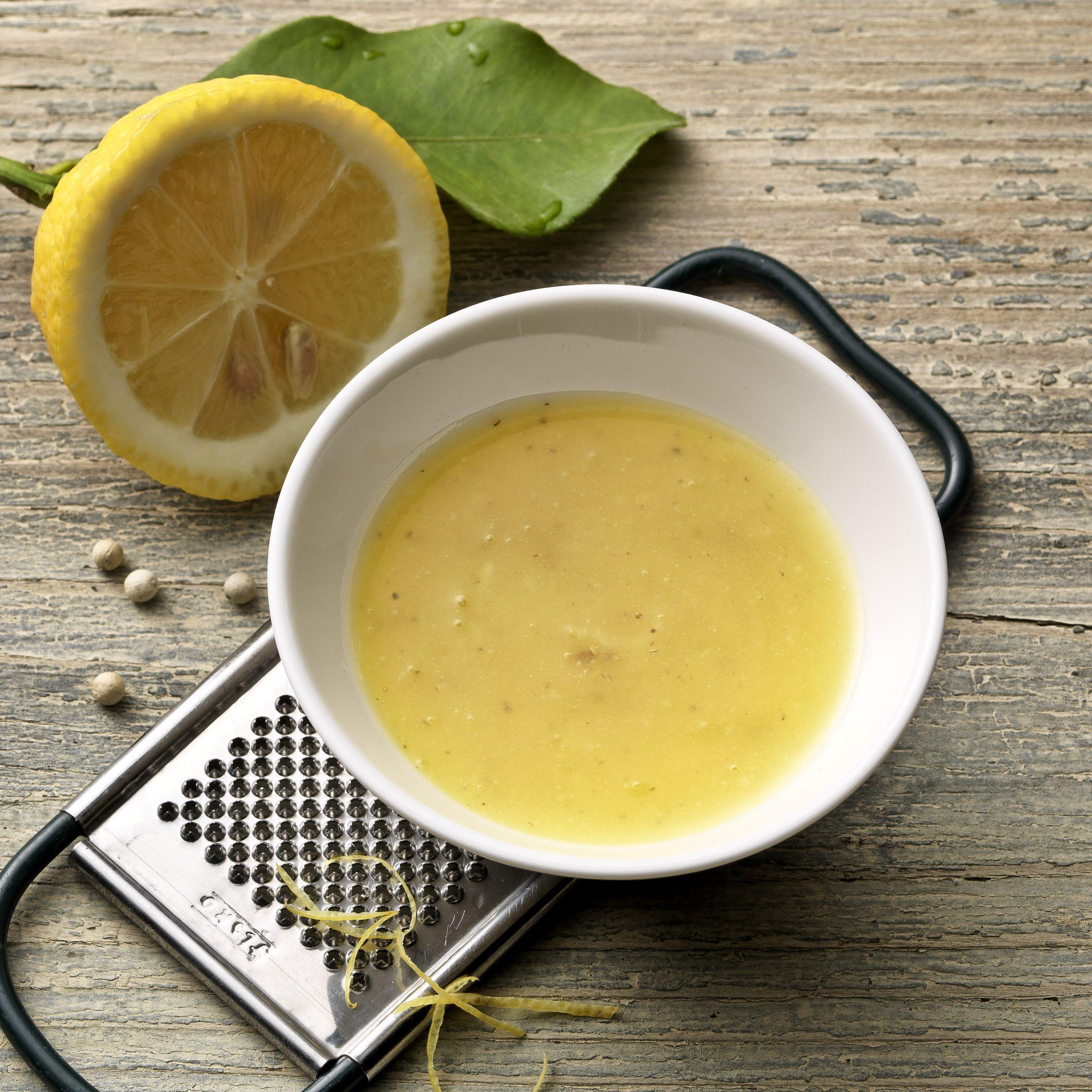 Marinade poivre et citron (barbecue)