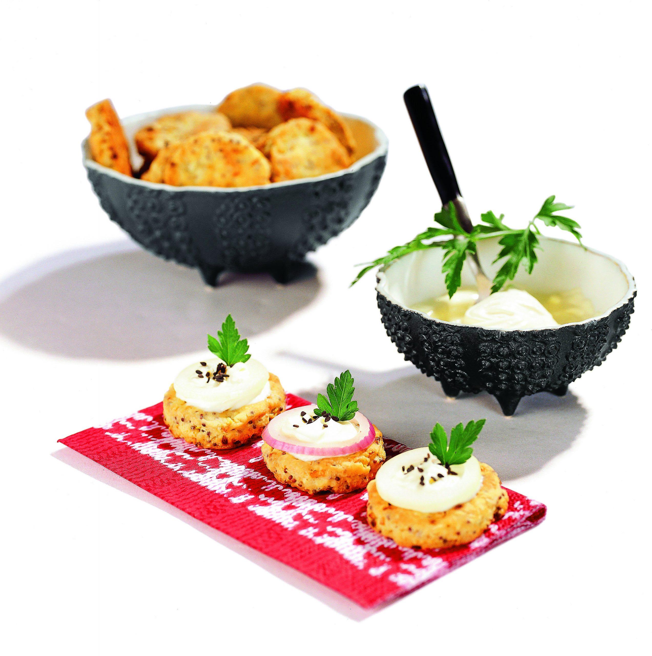 Cookies aux oignons