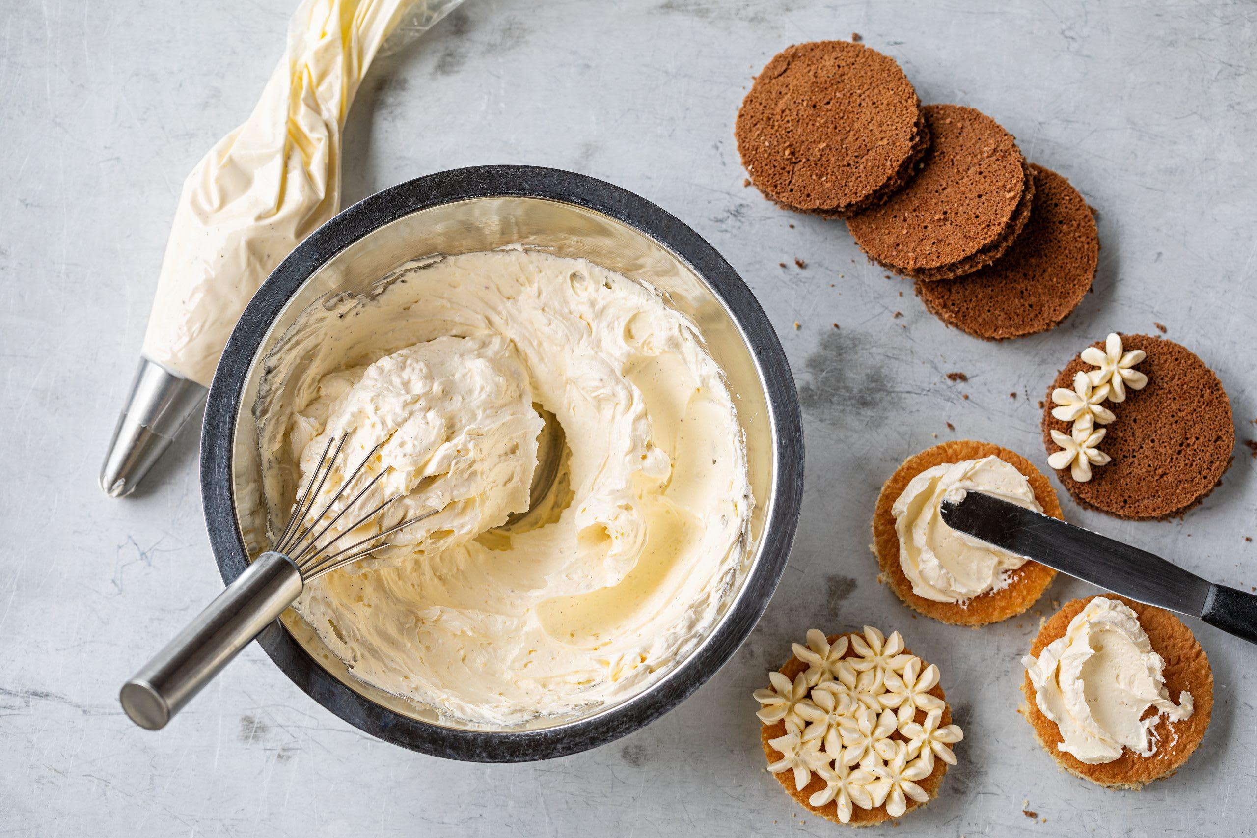 Crème au beurre