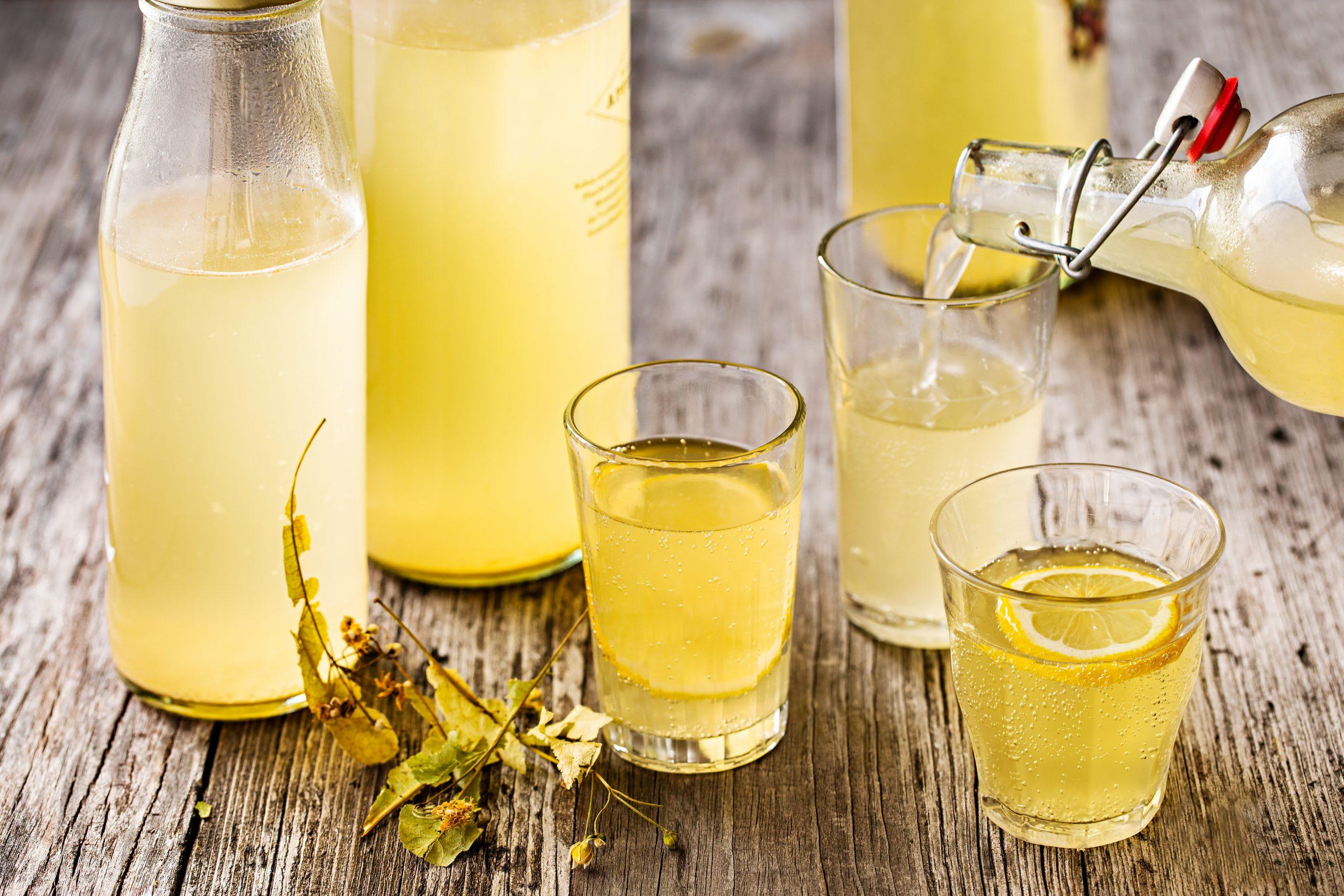 Limonade d'hiver