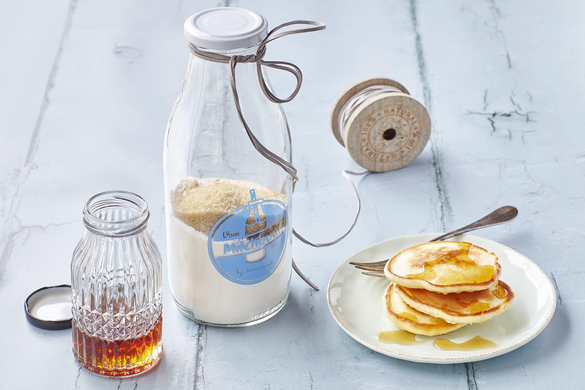 Pancakes Shake & Bake (mélange à offrir)
