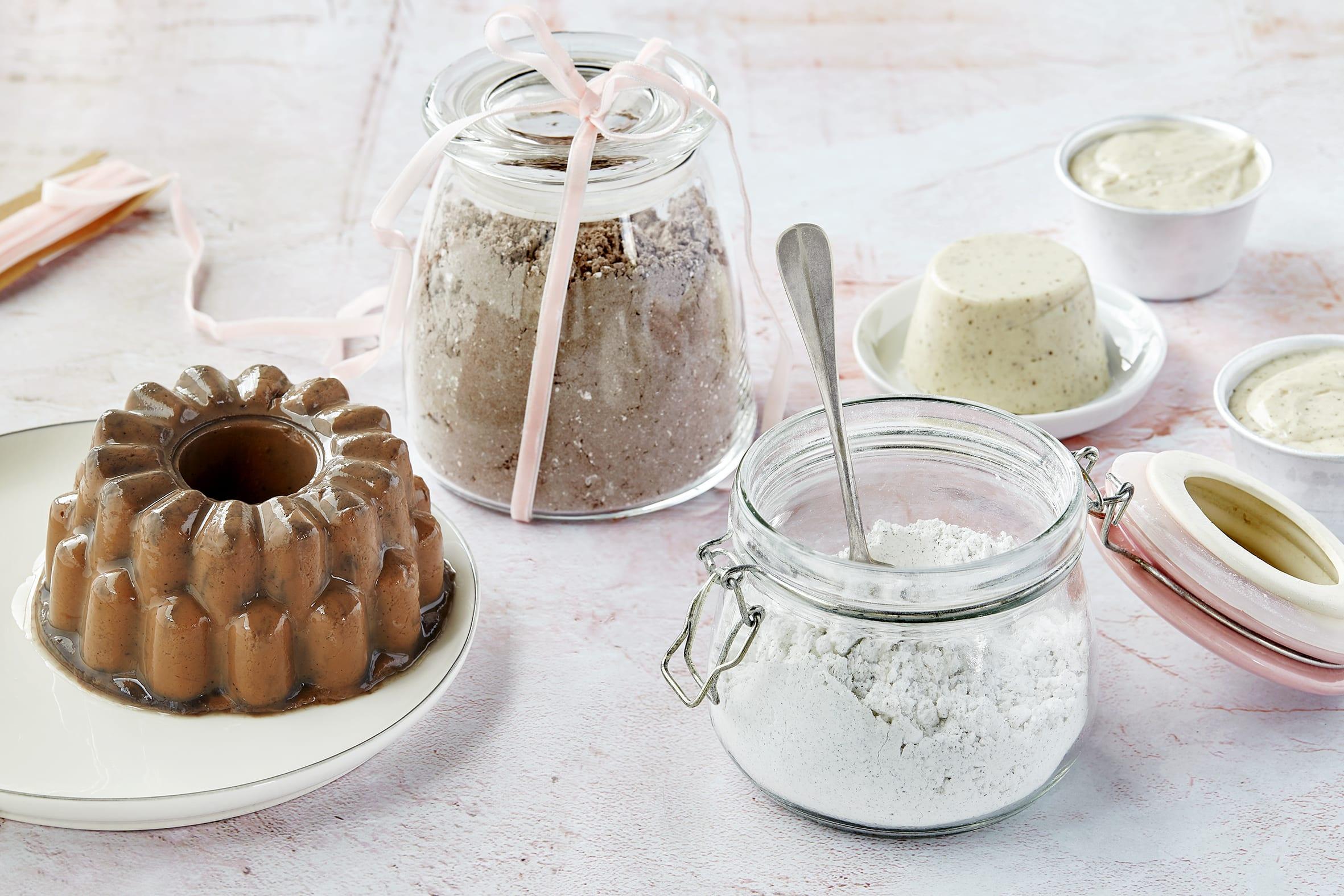 Poudre à pudding (mélange à offrir)