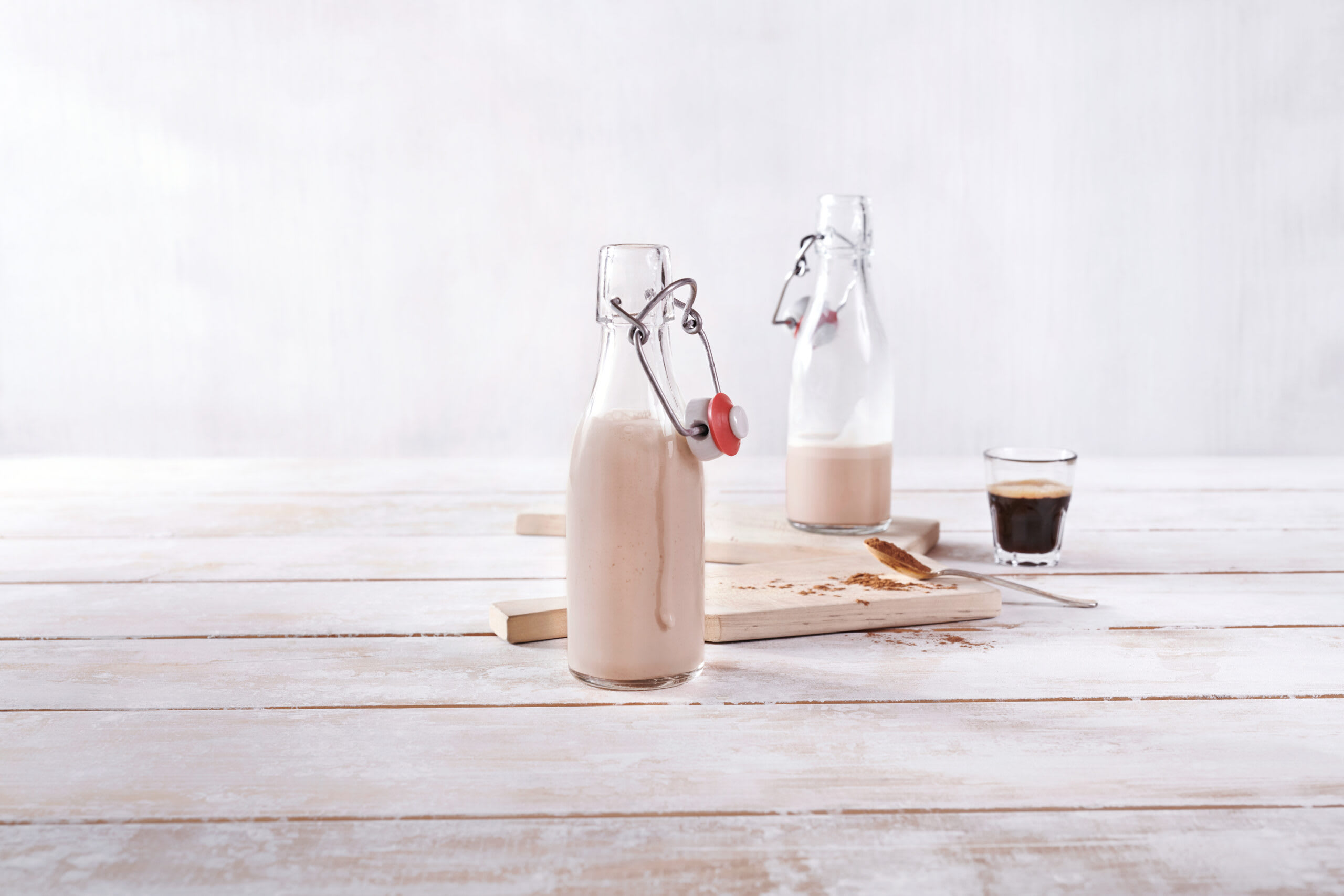 Milkshake de récupération Spiced Coffee