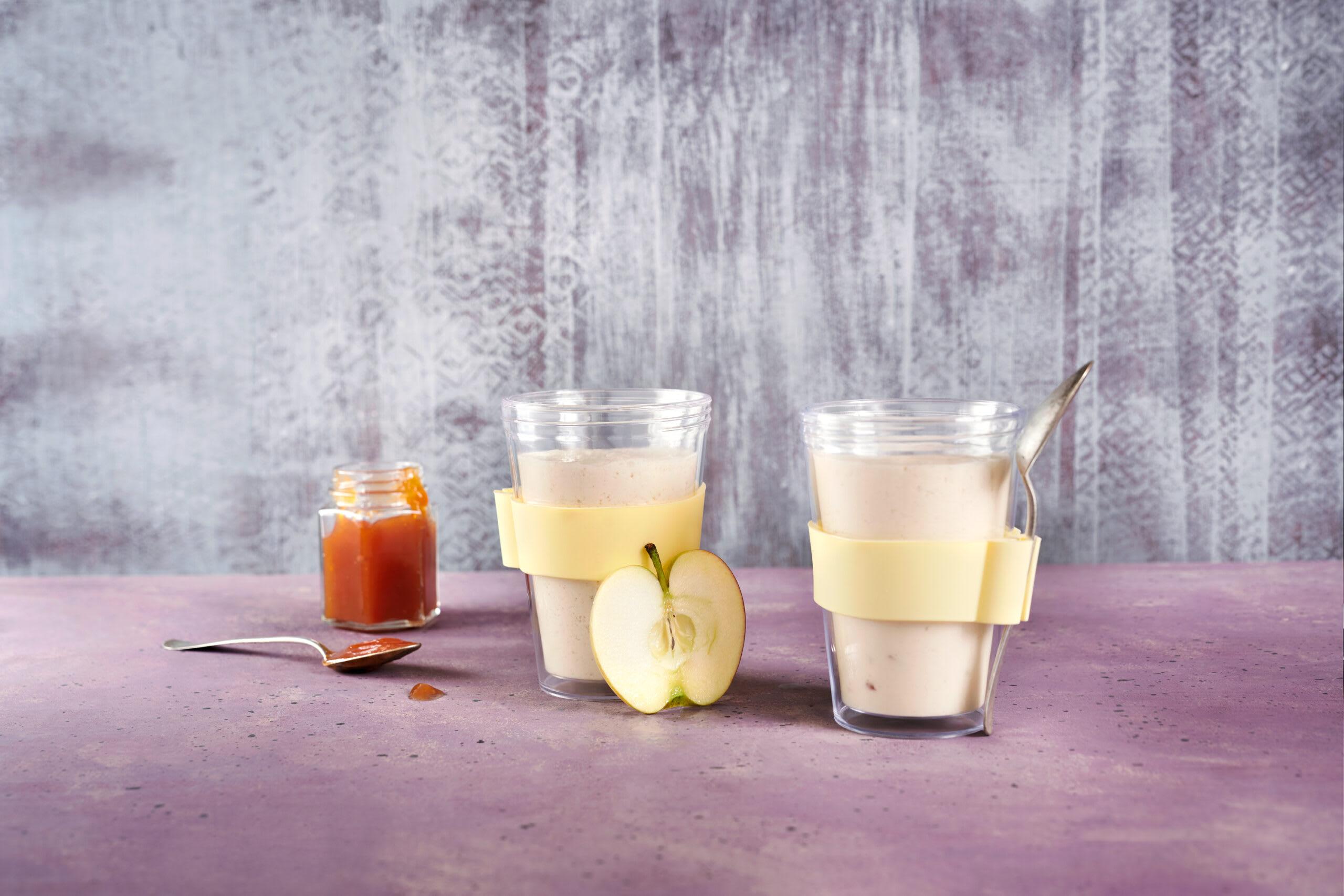 Apfel-Recovery-Shake