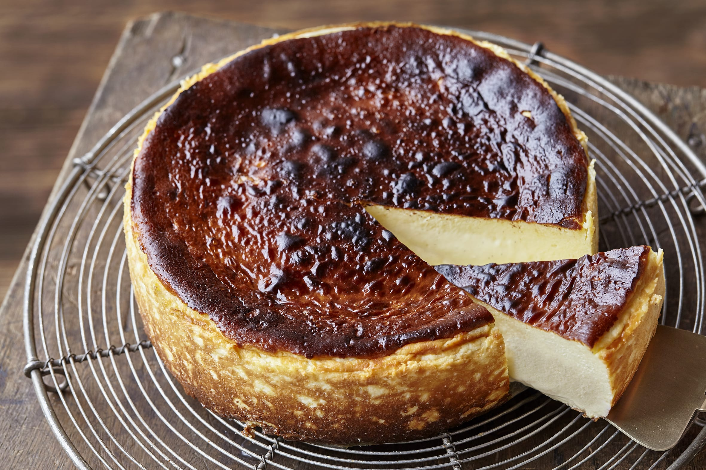 Cheesecake San Sebastian
