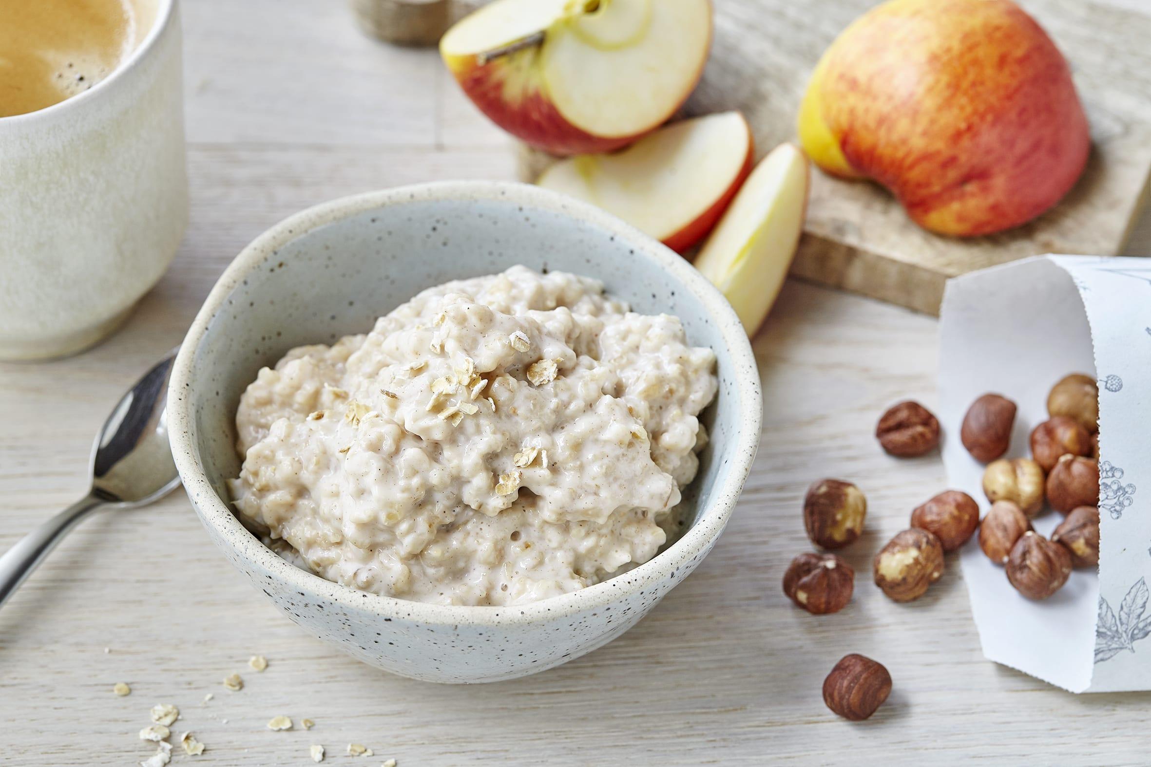 Porridge au micro-onde