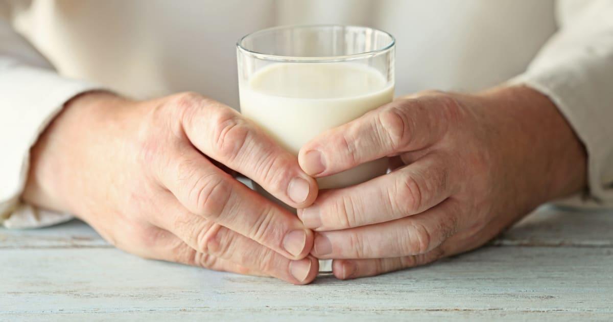 Milch Osteoporose Studie