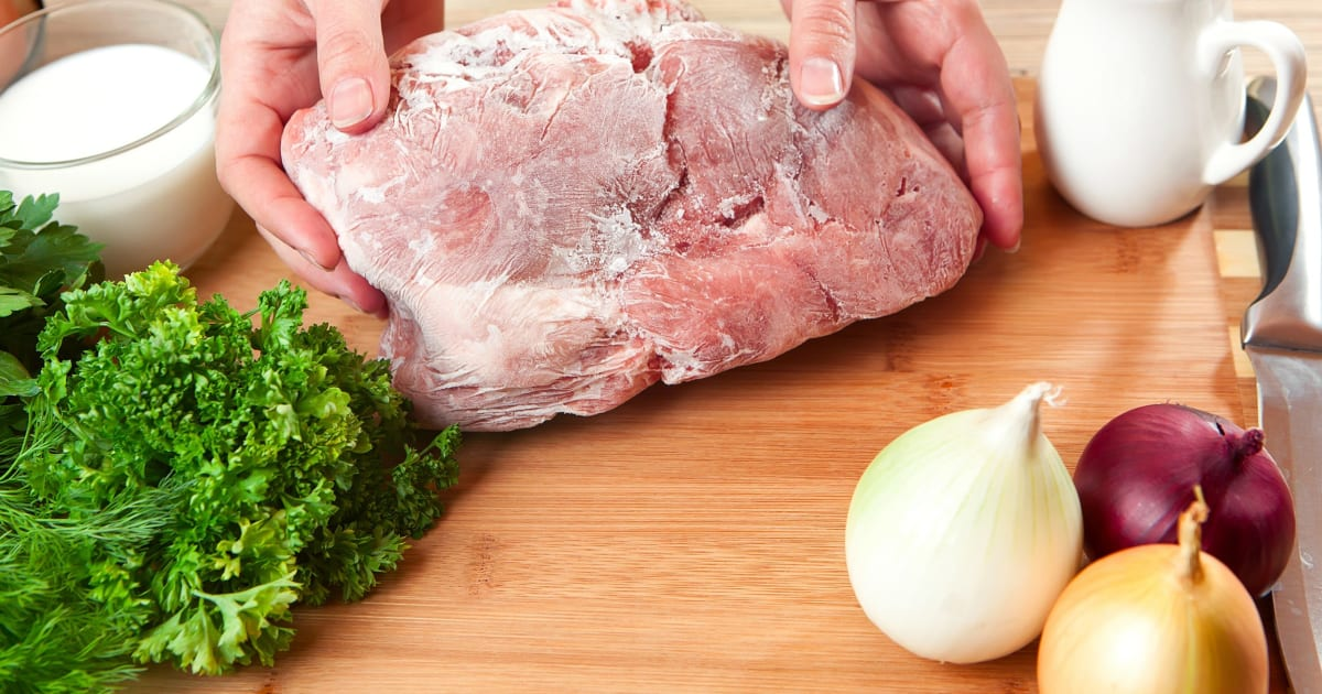 Wie lange kann man fleisch einfrieren