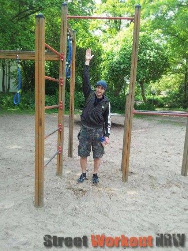 Neuss - Street Workout & Calisthenics Park