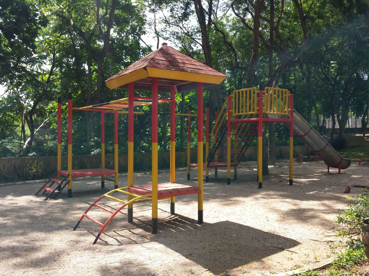 Cebu City - Calisthenics Park - Located inside North Town Homes Subdivision