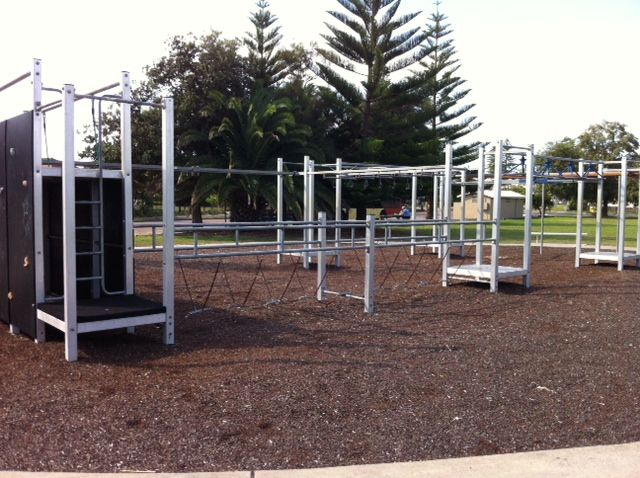 The Entrance  - Outdoor Fitness Park