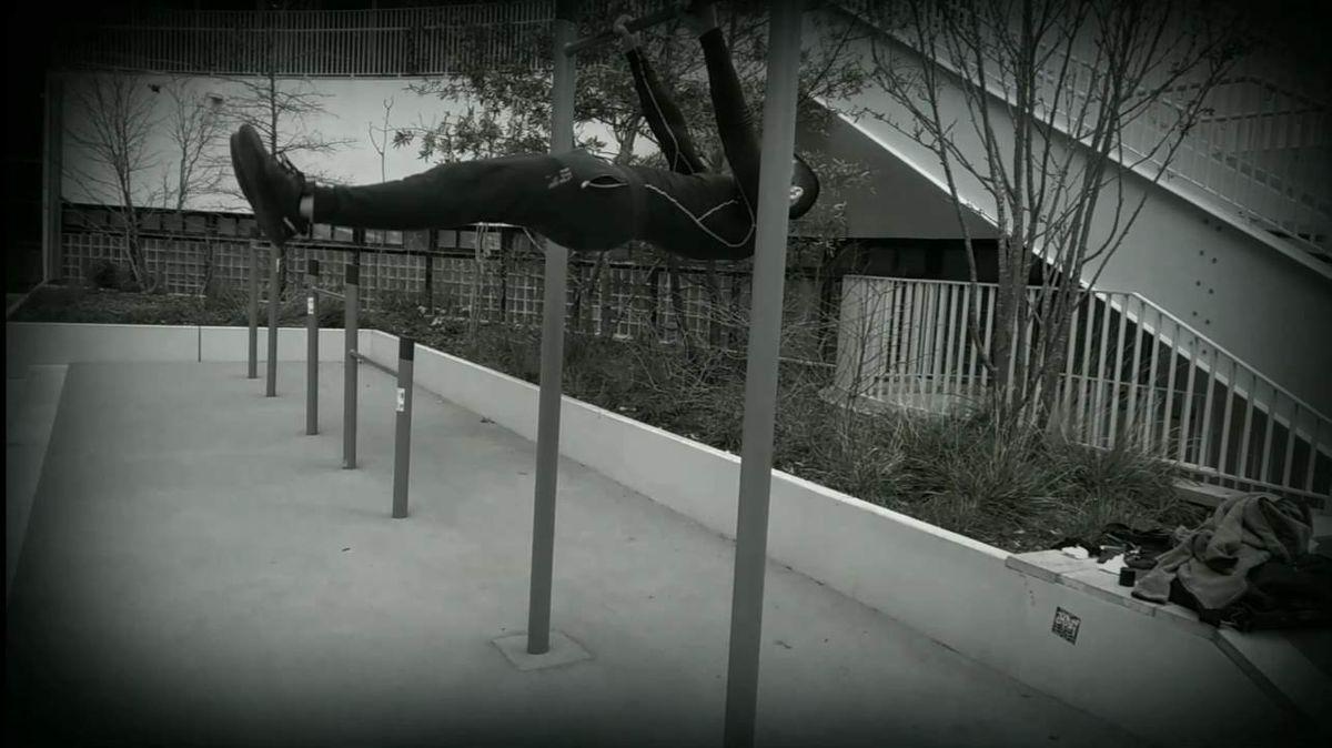 Jardin Boieldieu - Puteaux - Hauts-de-Seine - Street Workout Park