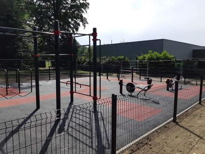 Rue Louis Aragon - Raismes - Nord - Street Workout Park - 3