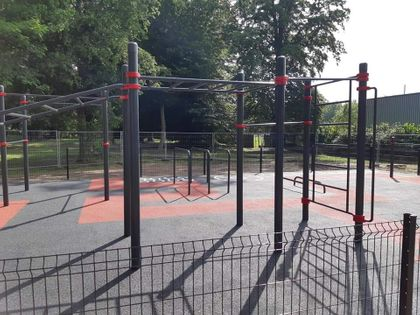 Rue Louis Aragon - Raismes - Nord - Street Workout Park - 2