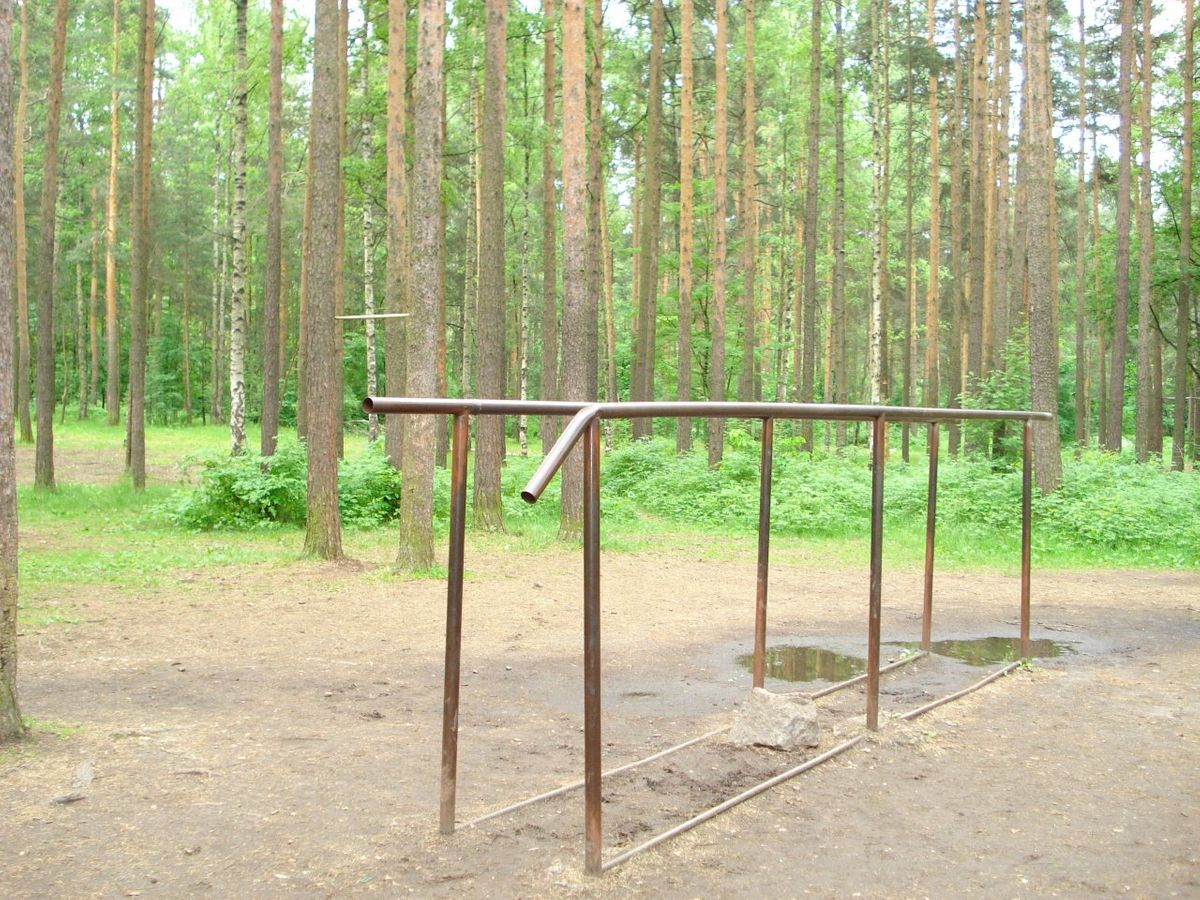 Saint Petersburg - Fitness Park - Пр-Кт Тореза