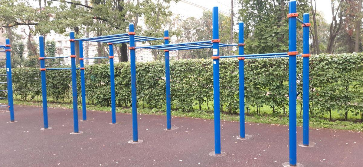 Saint Petersburg - Fitness Park - Workout Place