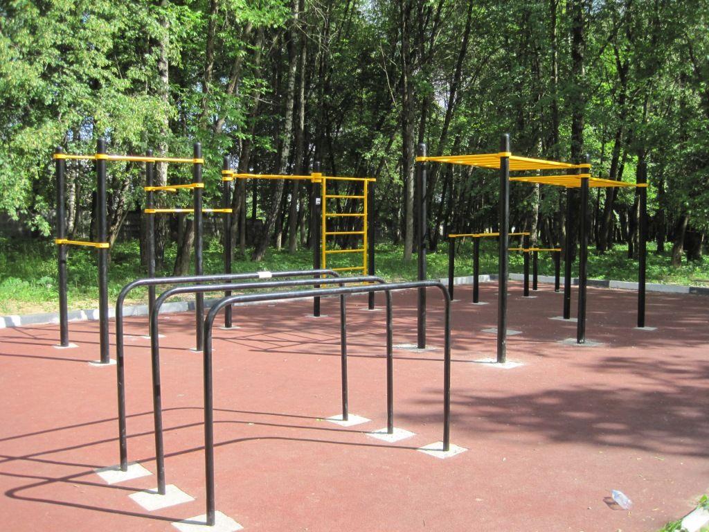 Lozovskoe - Calisthenics Gym - Старый Парк