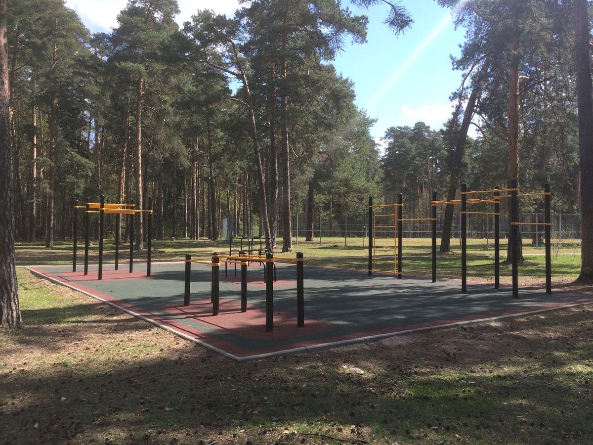 Zhukovsky - Street Workout Park - 46к-5480
