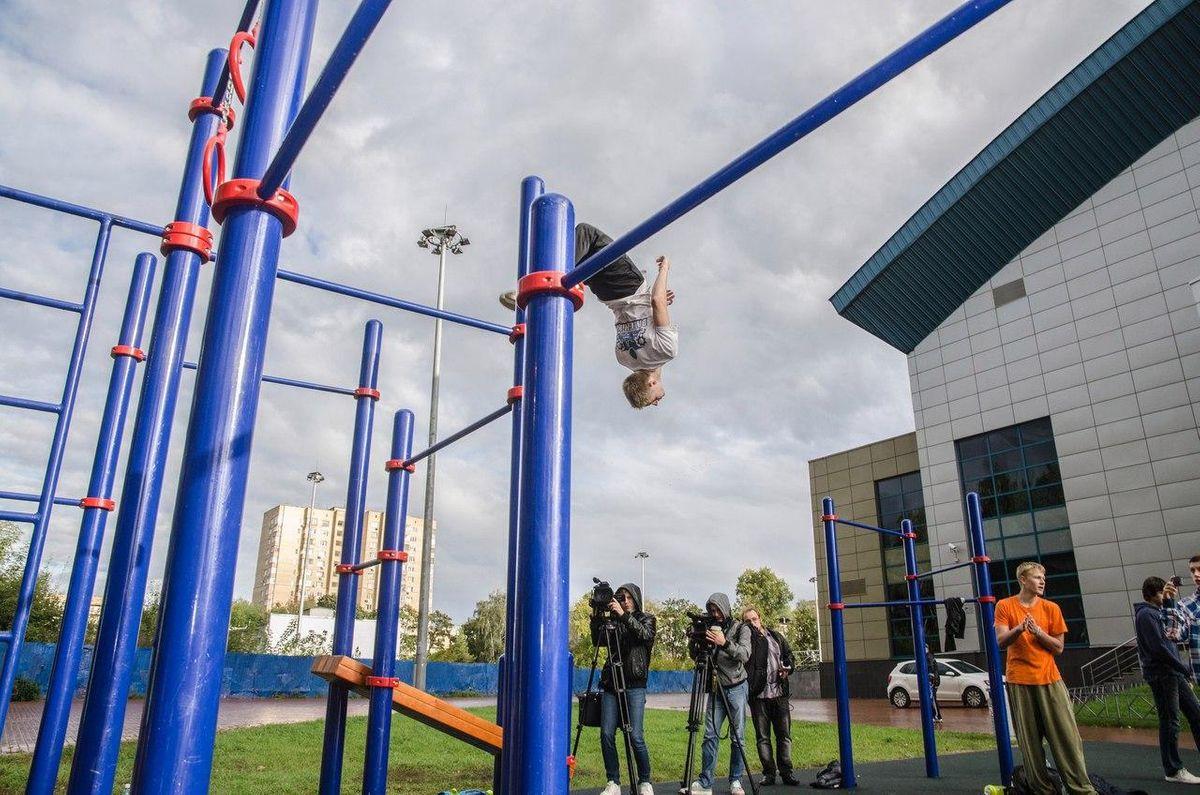 Balashikha - Calisthenics Gym - Веревочный Парк