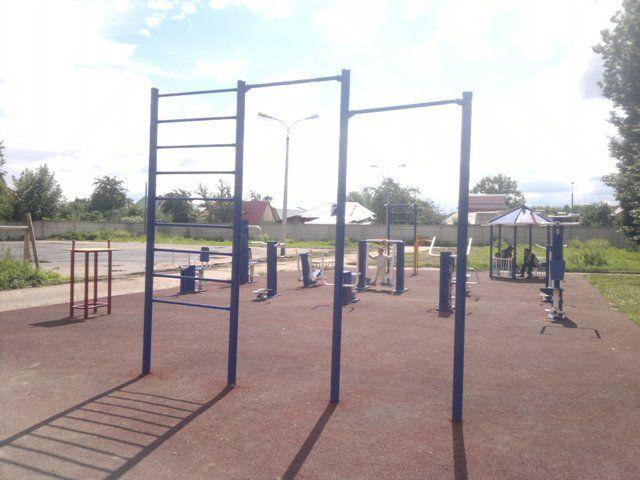 Ozery - Street Workout Park - Улица Володарского