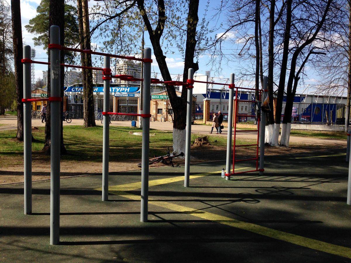 Ramenskoe - Street Workout Park - Улица Народное Имение