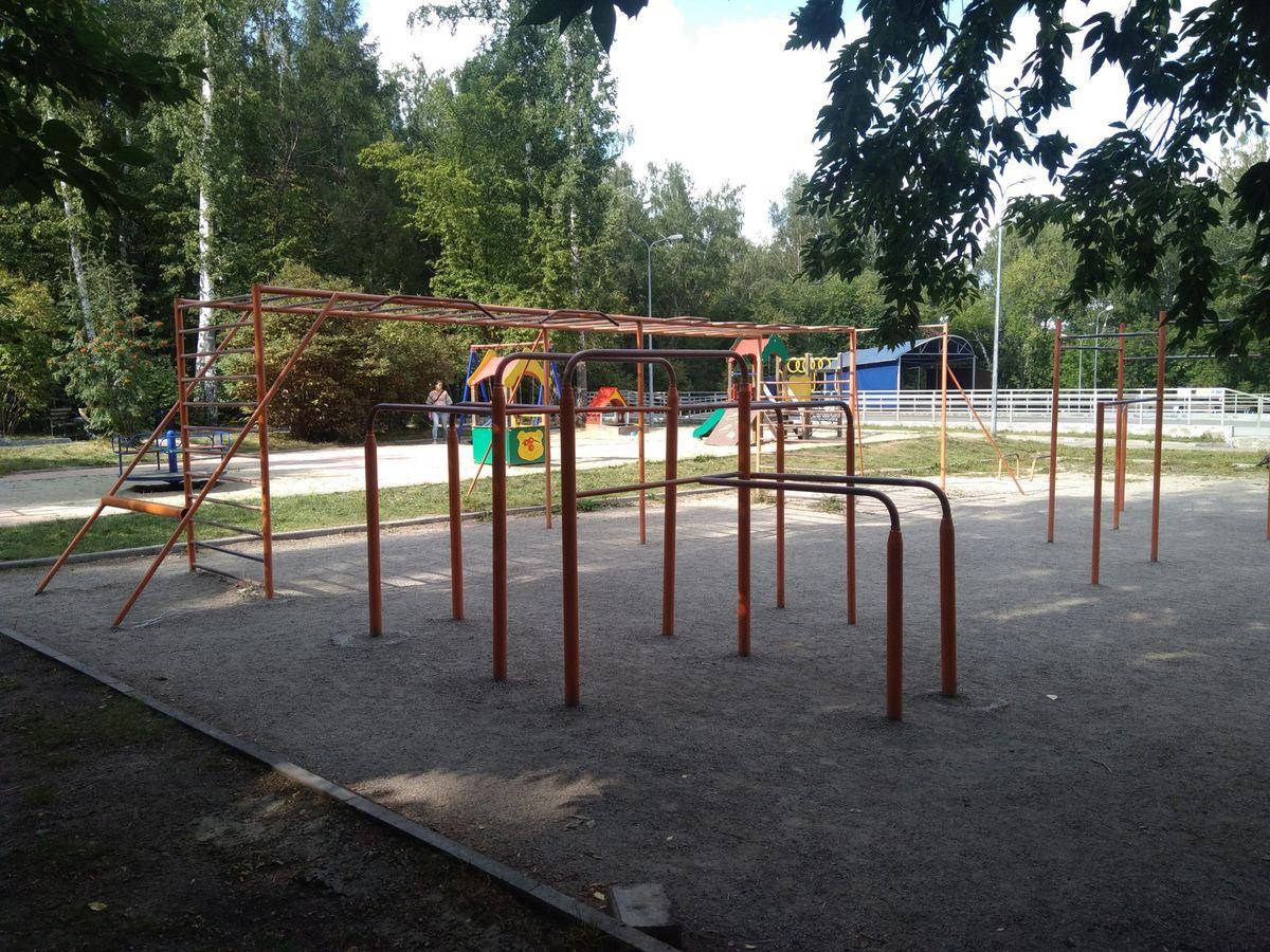 Novosibirsk - Fitness Park - Улица Саввы Кожевникова