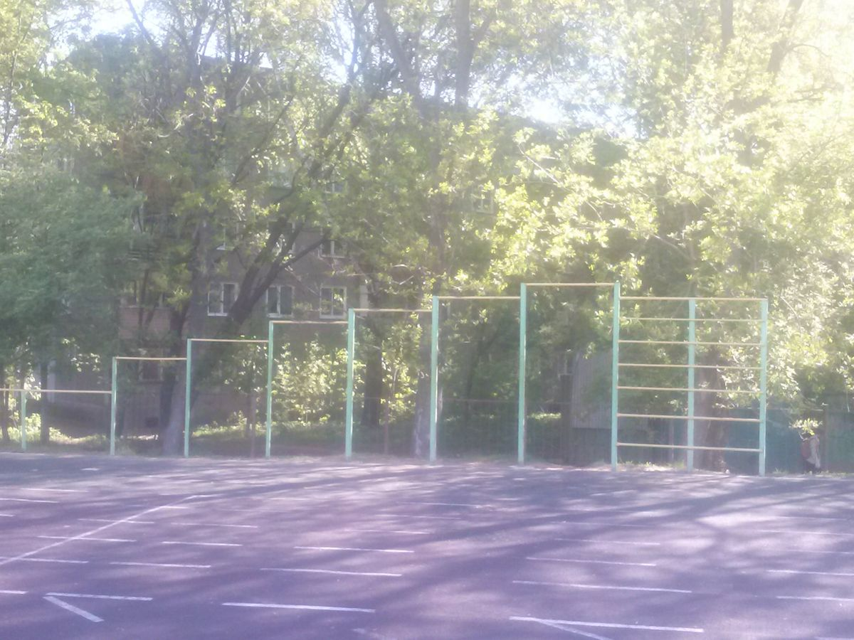 Nizhny Novgorod - Fitness Park - Почта России 603106