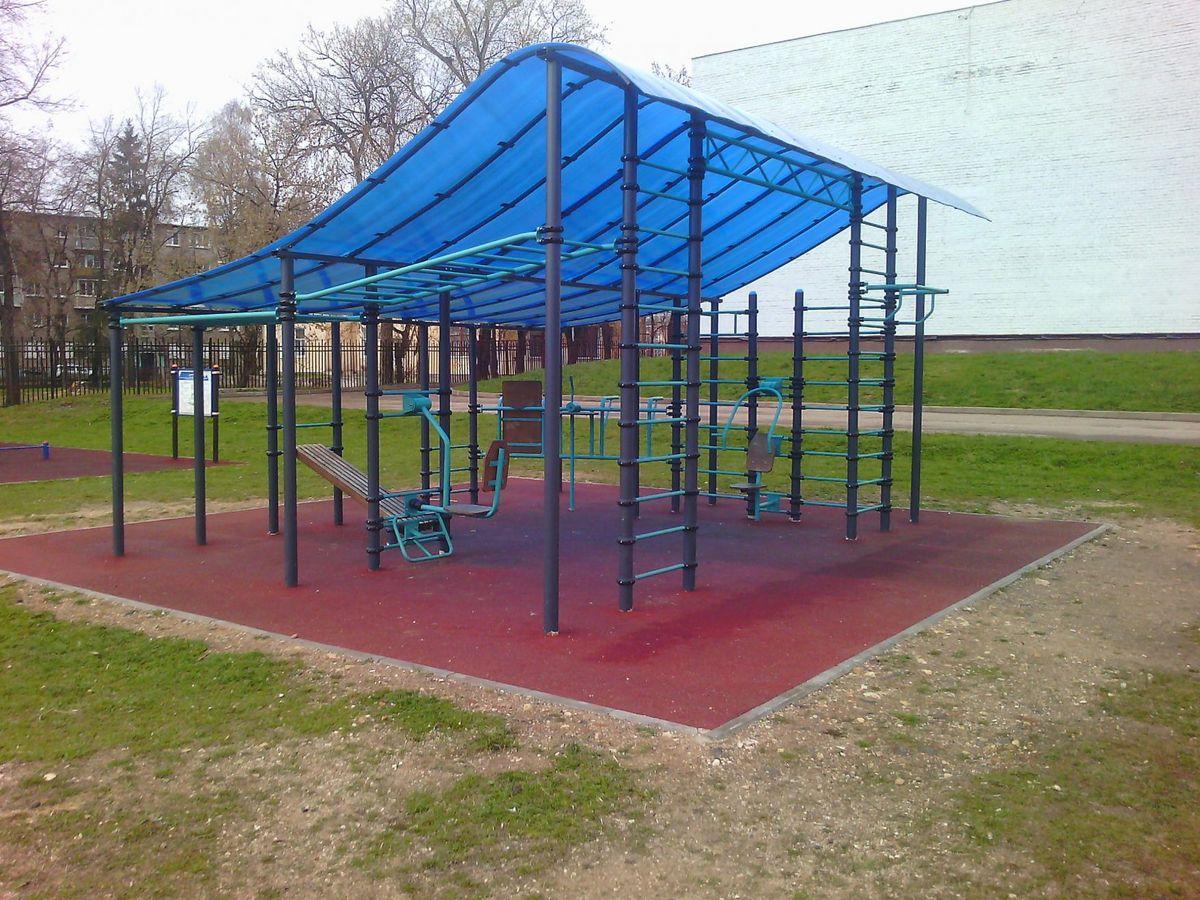 Torzhok - Fitness Park - Стадион Авангард