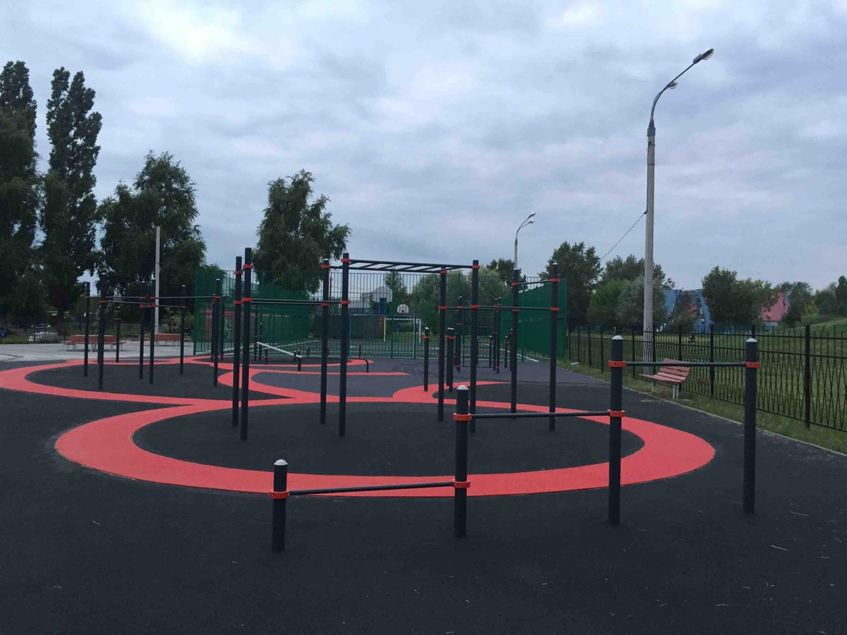 Nizhny Novgorod - Aire de Fitness - Поликлиника 24