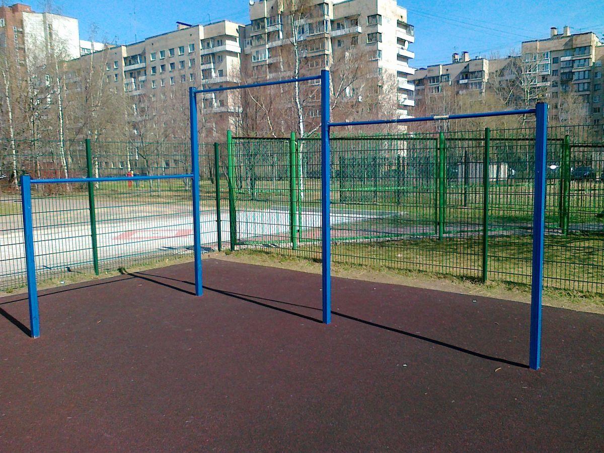 Saint Petersburg - Fitness Park - Наб Морская