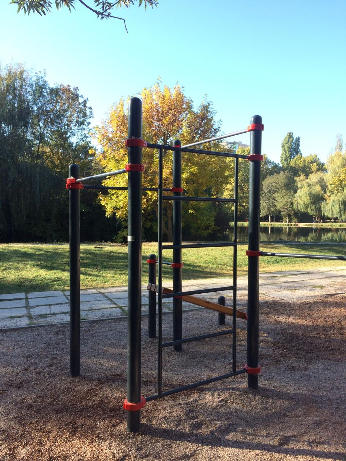 Simferopol - Calisthenics Park - Парк Гагарина