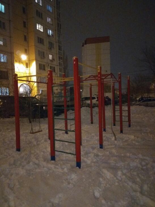 Voronezh - Street Workout Park - Пятерочка