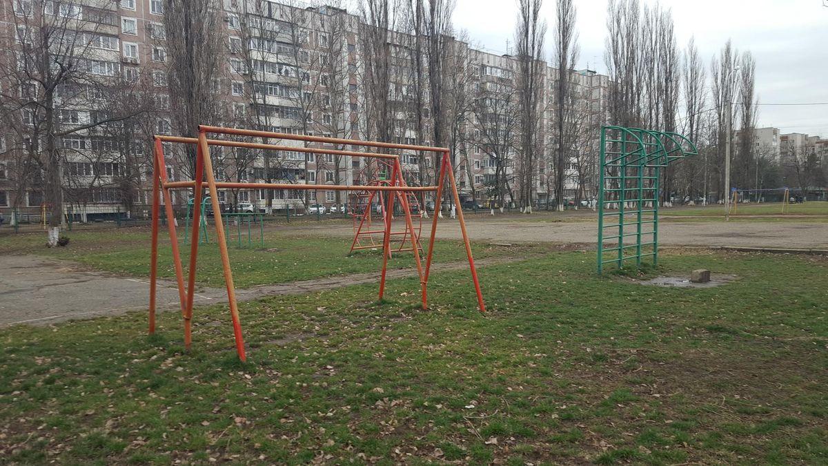 Krasnodar - Outdoor Gym - Детский Сад #76