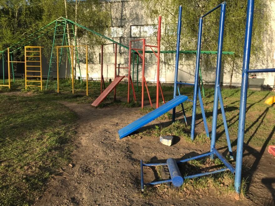 Nizhny Novgorod - Street Workout Park - Спорткомплекс  Олимп