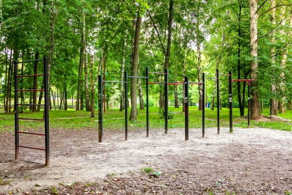 Nizhny Novgorod - Street Workout Park - SPAR