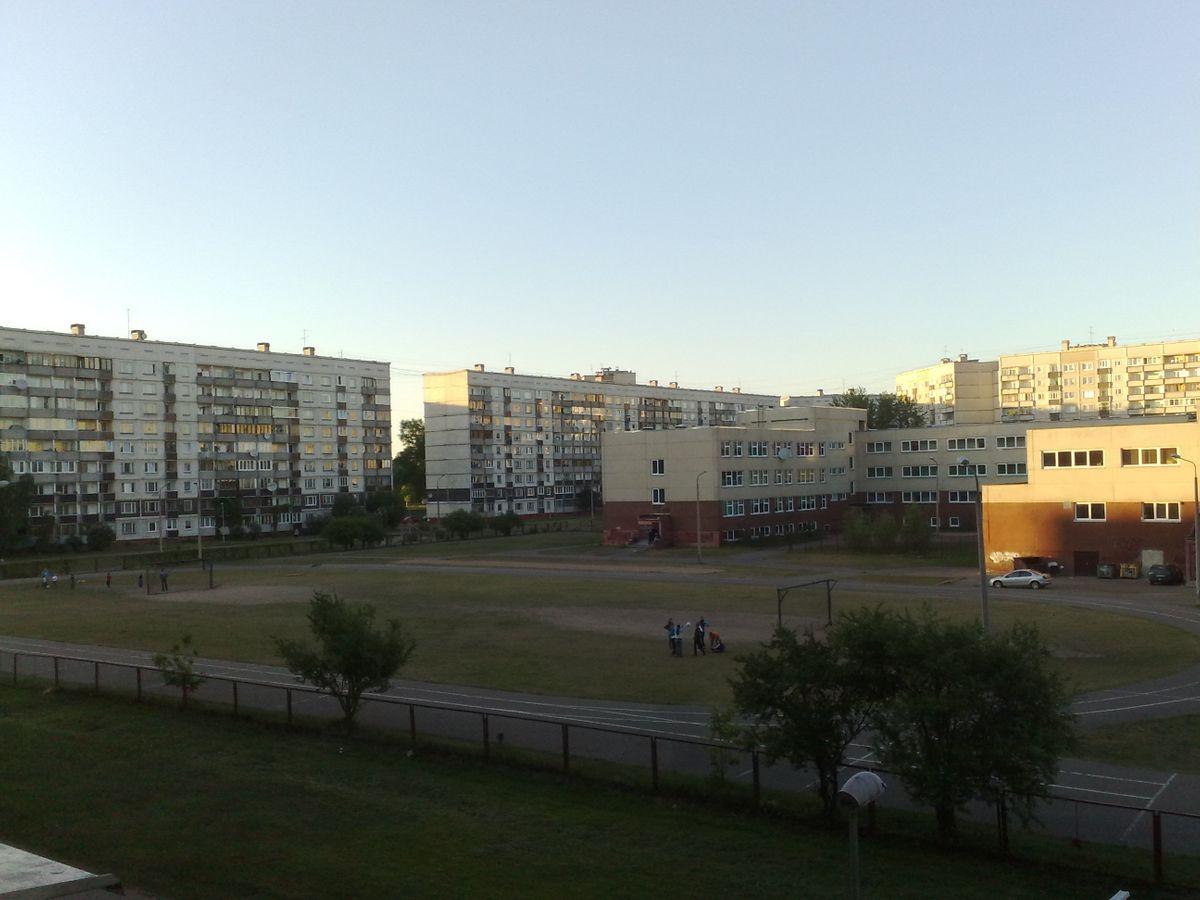 Riga - Street Workout Park - ZVĢ Aktu Zāle