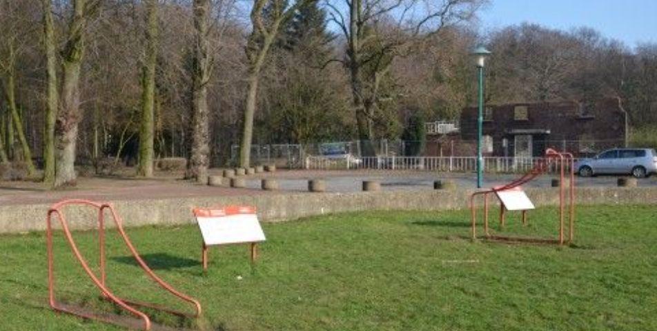Duisburg - Outdoor Fitness Park - Mattlerbusch