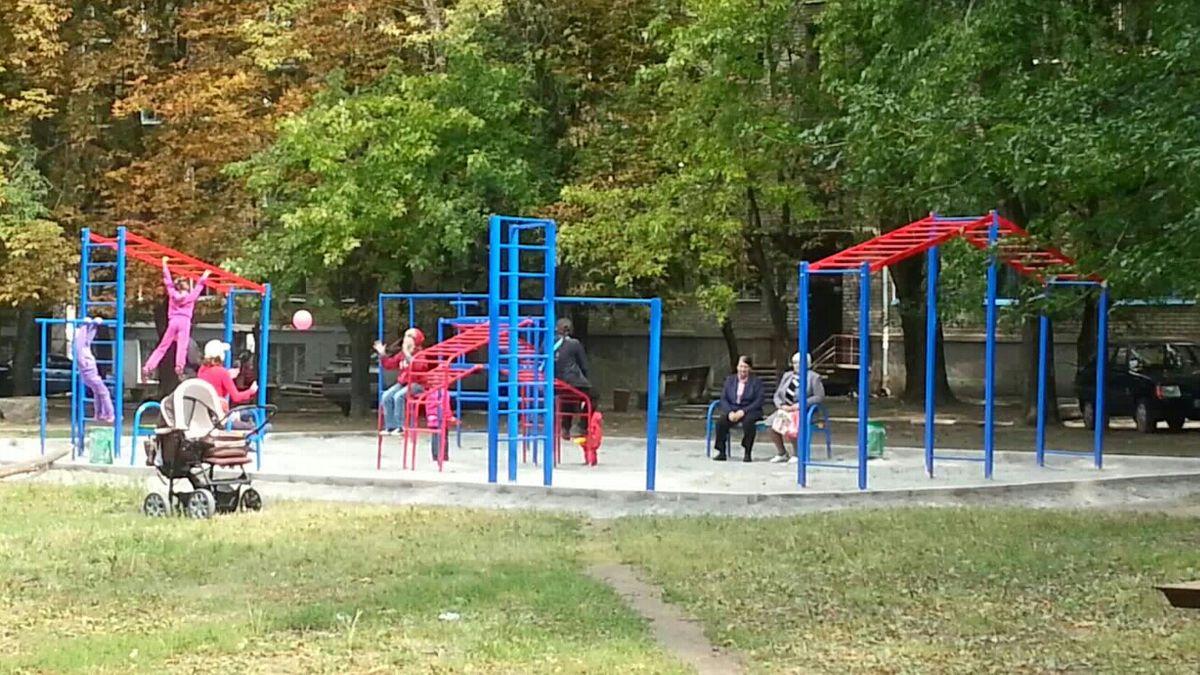 Zaporizhzhya - Calisthenics Park - Milano / Милано