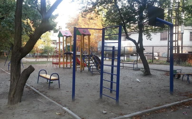 Zaporizhzhya - Street Workout Park - Milano / Милано