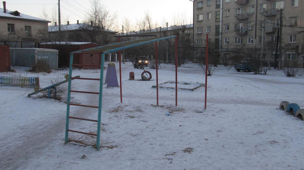 Chita - Street Workout Park - Женская Консультация