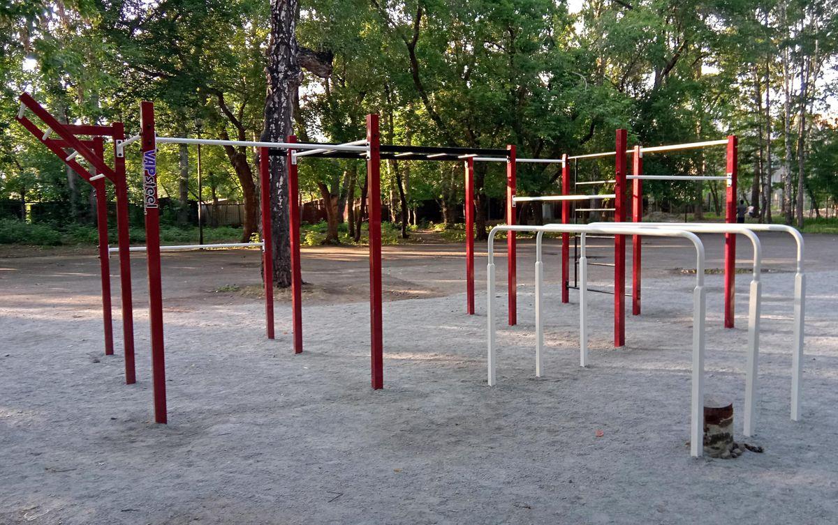 Novosibirsk - Fitness Park - Улица Алейская