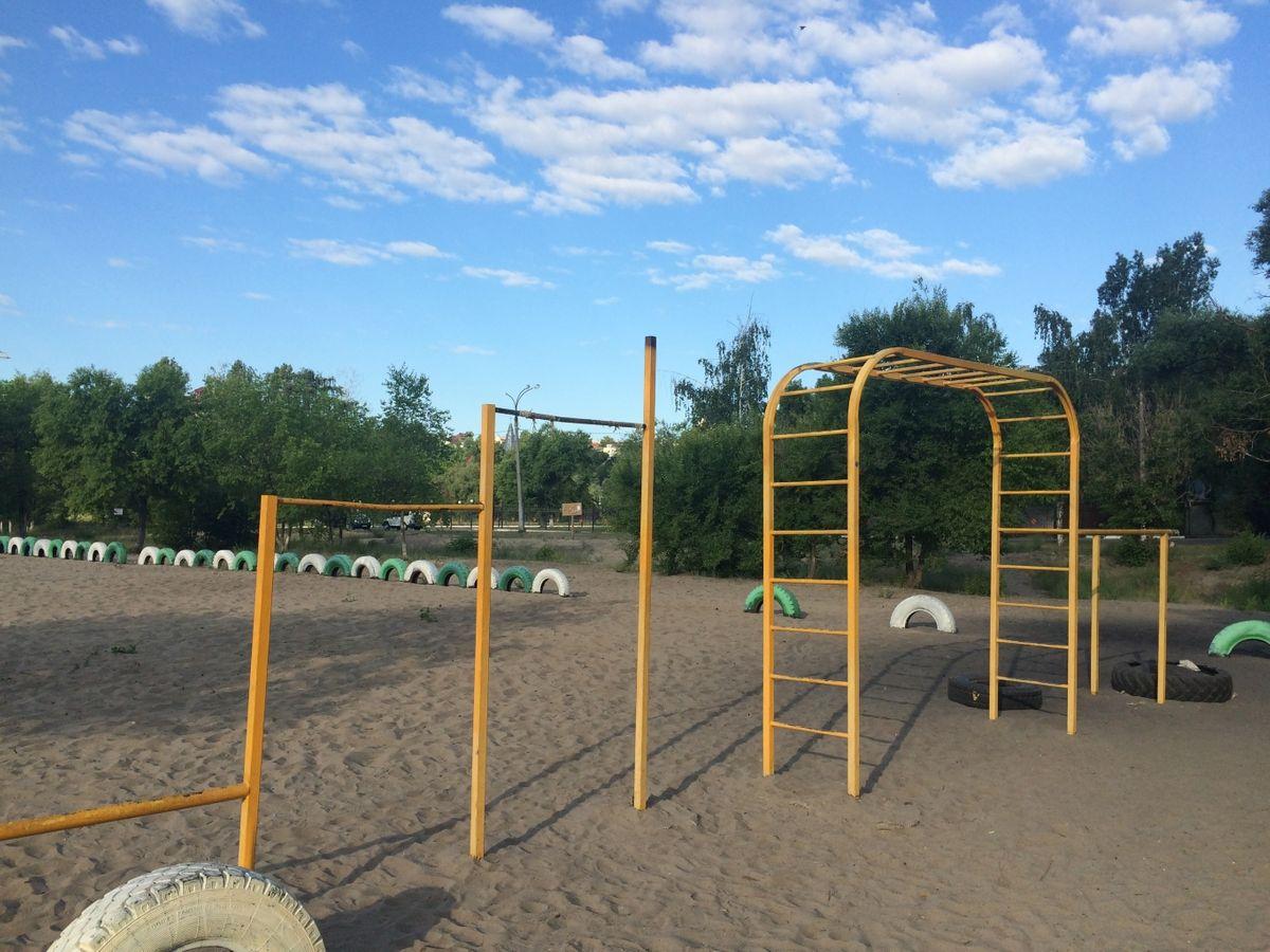 Voronezh - Fitness Park - Корабль «Гото Предестинация»