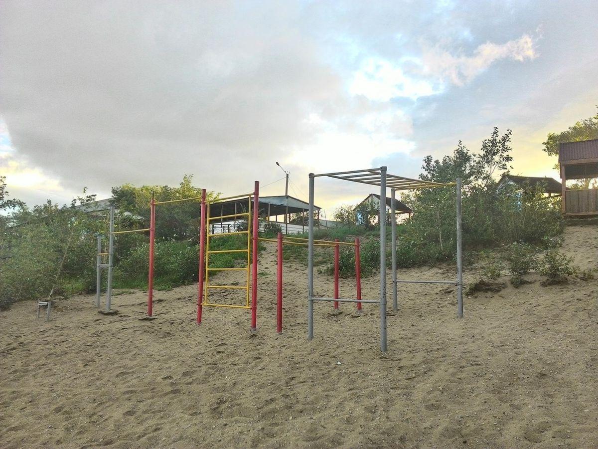 Chita - Street Workout Park - Кенон
