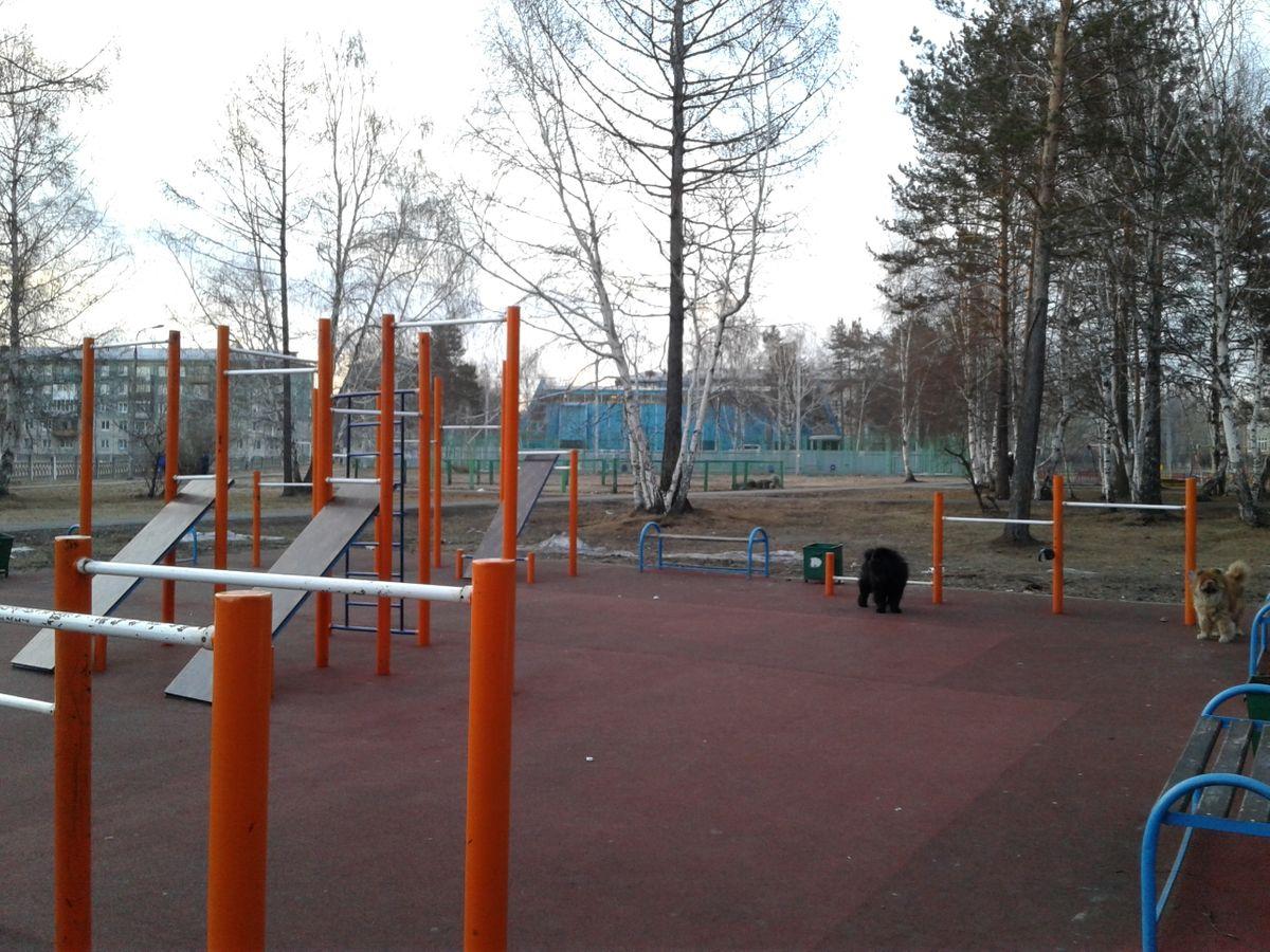 Angarsk - Fitness Park - Папа Джонс