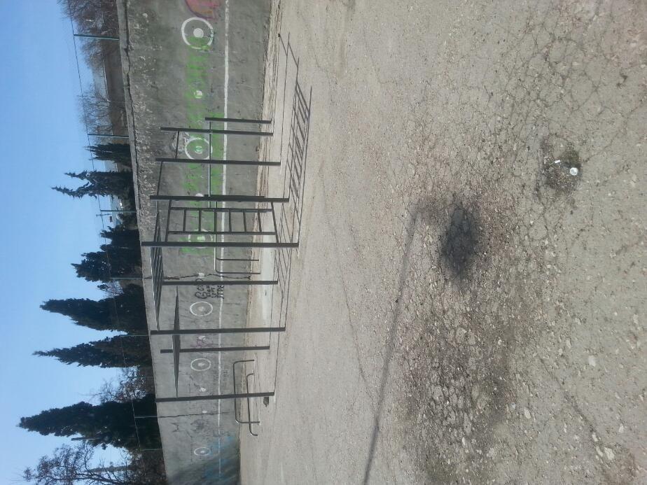 Sevastopol - Outdoor Gym - Стадион Детской Футбольной Школы