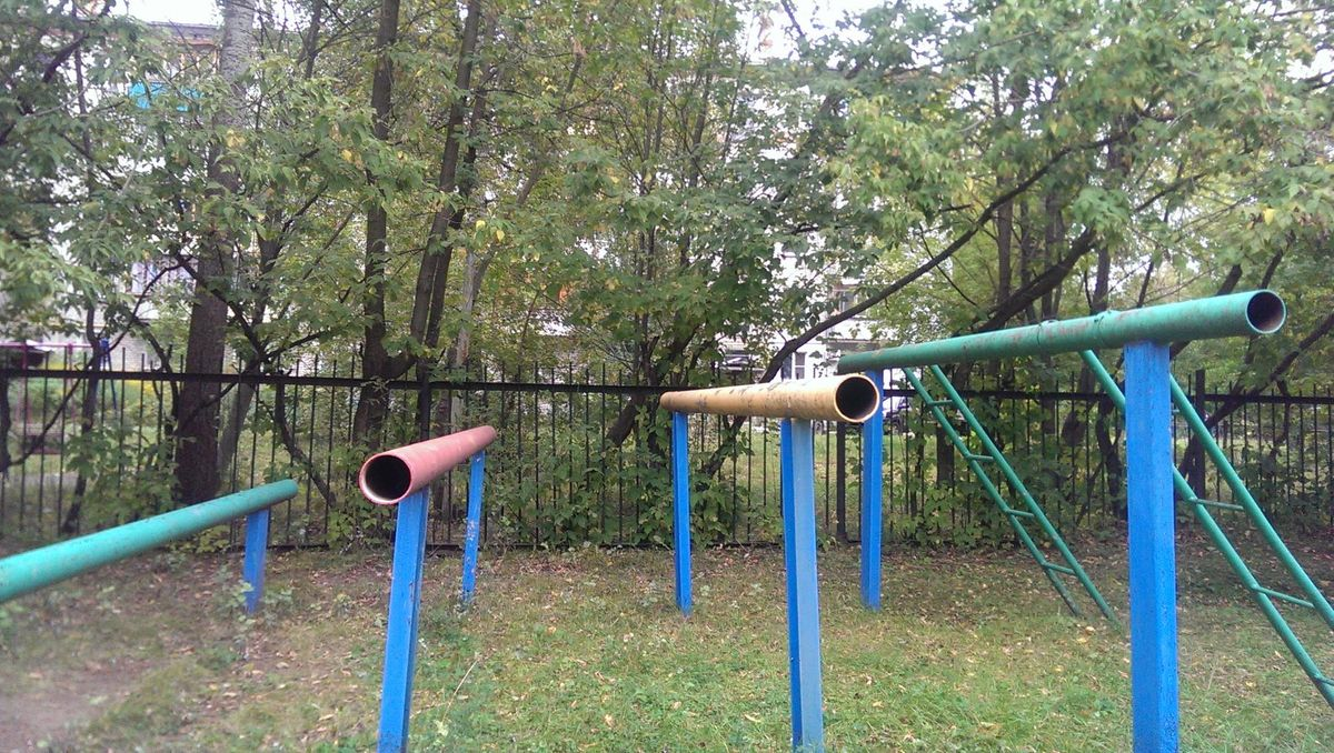 Nizhny Novgorod - Street Workout Park - Актюбинская
